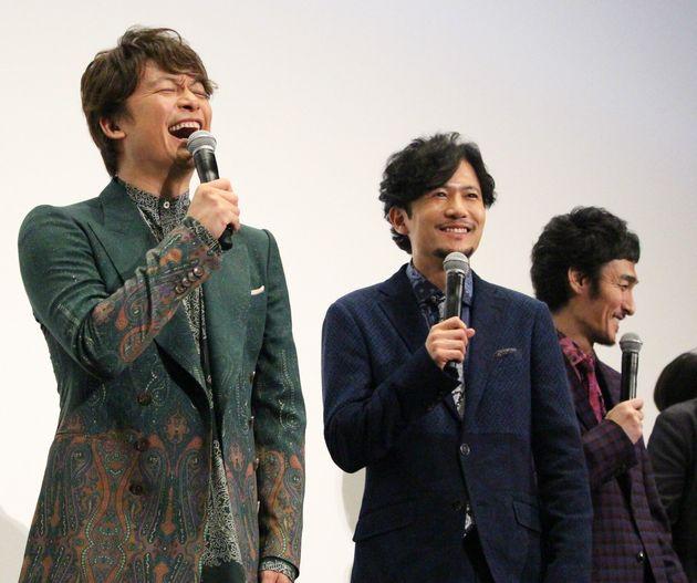 香取慎吾さん、稲垣吾郎さん、草彅剛さん。幅広い分野で活躍中だ。