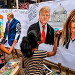 Indian Twitter Is Trolling US President Donald Trump Ahead Of His