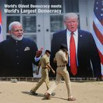 Trump And Modi Want A Lot From His India Visit. They Won't Get It