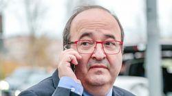 Iceta propone reformar el Estatut y la Constitución como salida a la crisis en