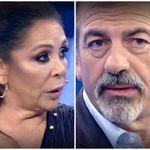 El reproche de Isabel Pantoja a Carlos Sobera por lo que le hizo en 'Supervivientes':