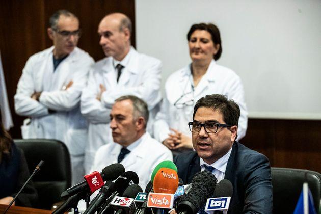 """Spallanzani: """"Il ricercatore positivo al coronavirus è"""