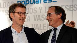 Feijóo reivindica al PP vasco y a Alfonso Alonso tras conocer el pacto con