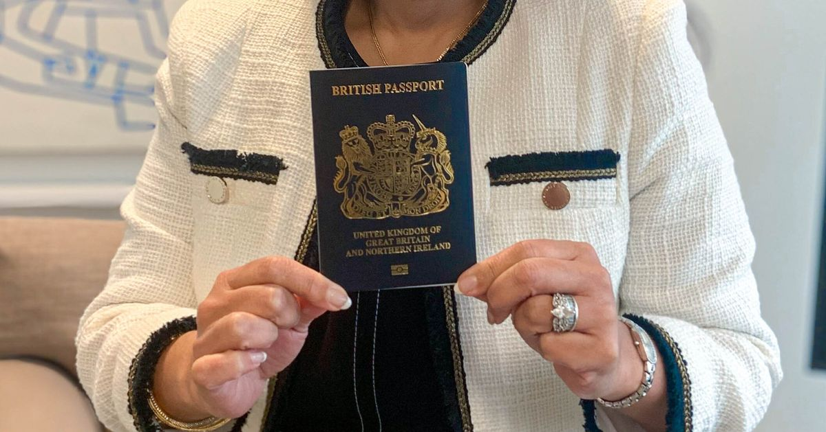 Blue Passports Are Coming Back: Here's What You Need To Know