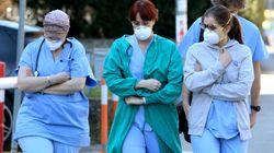 Arriva un'ambulanza per caso sospetto di coronavirus, panico all'ospedale di