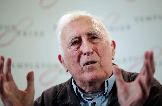 Jean Vanier, fondateur de L'ARCHE (photo