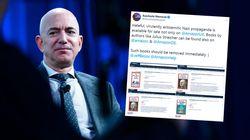 Le mémorial d'Auschwitz demande à Amazon de retirer des livres de propagande