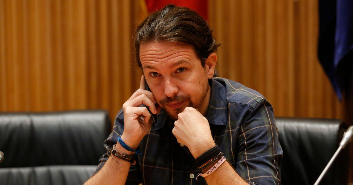 Pablo Iglesias formará parte de la Comisión que supervisa los trabajos del CNI