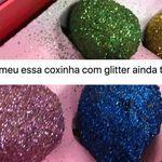 Coxinha com glitter do Ragazzo recebe críticas de consumidores e choca um total de zero