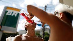 Queridinhas dos foliões, bebidas coloridas e com alto teor alcoólico intensificam a