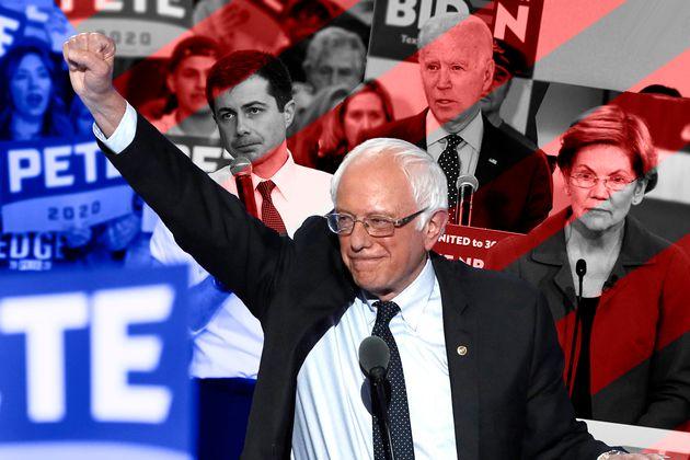 Bernie Sanders remporte la primaire du Nevada et file vers la nomination (photo