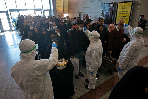 Ραγδαία εξάπλωση του κορονοϊού εκτός Κίνας - Συναγερμός σε Ιράν, Ιταλία και