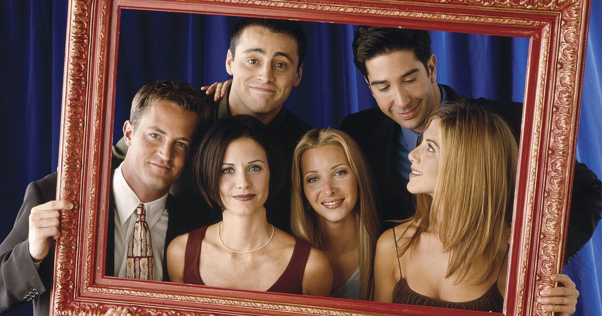 British Friends Fans Have Had A Rather Distressing Realisation About The New Reunion Special