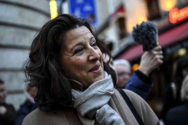 Agnès Buzyn en campagne à