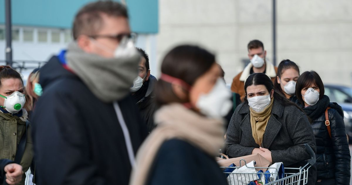 Coronavirus Latest: Here's What We Know About The Spread Of The Outbreak