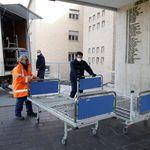 Déjà près de 150 cas de coronavirus en Italie, une 3e personne