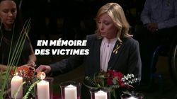En Australie, l'hommage bouleversant aux victimes des