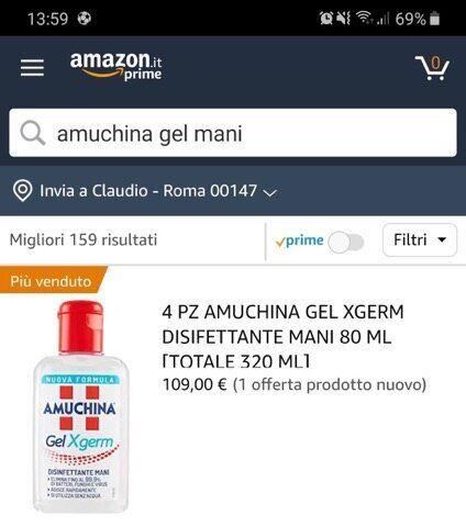 Amuchina