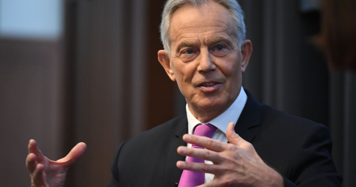 Richard Burgon Suggests Tony Blair Would Face Calls To Be Suspended From Labour
