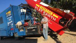 Il voulait prouver que la Terre est plate, mais meurt dans sa fusée