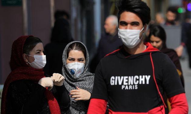 Le coronavirus a fait huit morts en Iran (Image d'illustration à Téhéran, ce 23