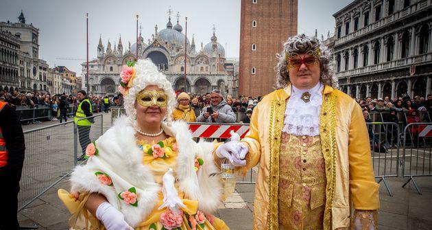 Cancelado el carnaval de Venecia por el