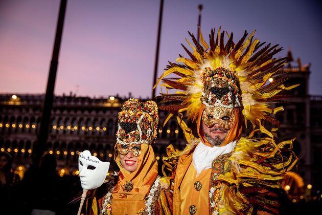 L'édition 2020 du carnaval de Venise s'arrêté prématurément, la faute...