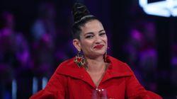 Indignación por las respuestas de Natalia, jurado de 'OT 2020', a varios