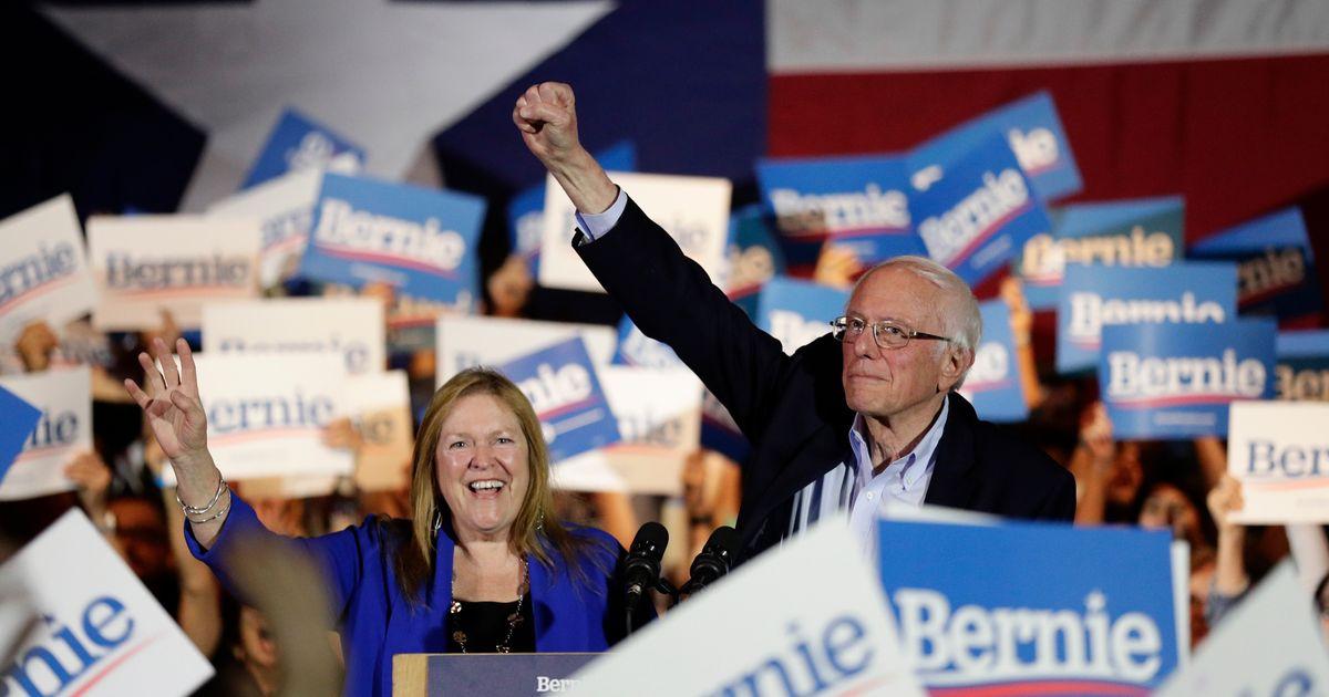 Victorieux dans le Nevada, Sanders consolide sa place de favori des primaires