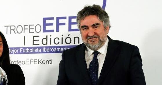José Manuel Rodríguez Uribes, ministro de