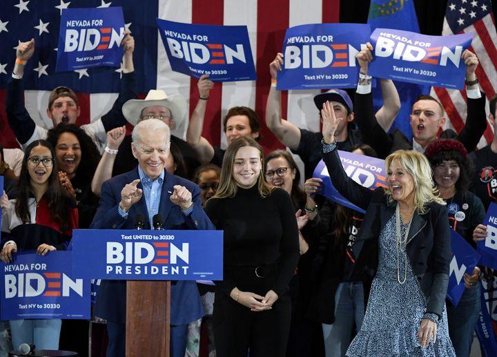 "It's ""win or go home"" for Joe Biden in South Carolina."