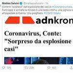 Salvini rompe l'unità nazionale, e la sodale Marine Le Pen provoca sui