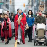 Wet'suwet'en Hereditary Chiefs Return To B.C. As Rail Blockades Go