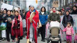 Wet'suwet'en Hereditary Chiefs Return To B.C. As Rail Blockades Go
