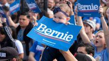 Sanders Rollt Sich Aus $1,5 Billionen-Plan Für Free, Universal Child Care