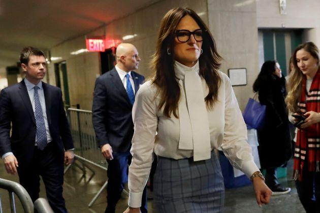 A advogada de defesa de Weinstein, Donna