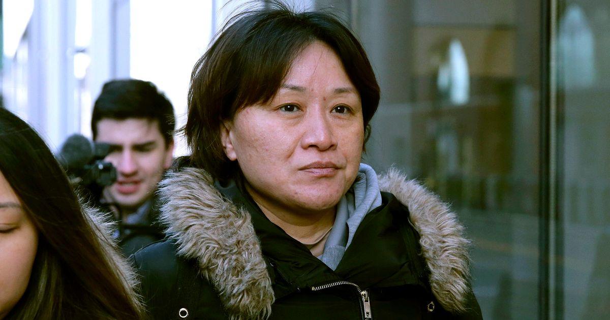 大学入学スキャンダル:B.C.居住者Xiaoning Suiは有罪を認める