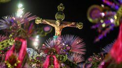 Carnaval 2020: Desfile da Mangueira provoca e emociona com diversas representações de