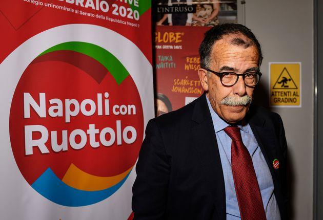 Elezioni suppletive a Napoli, Sandro Ruotolo eletto senatore