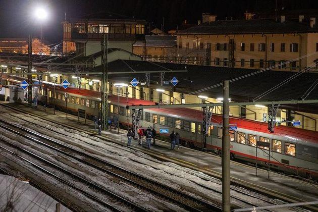 Austria interrumpe el tráfico ferroviario con