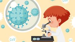 """""""Un mostriciattolo che fa paura, ma tu non devi temerlo"""". Il coronavirus spiegato ai"""