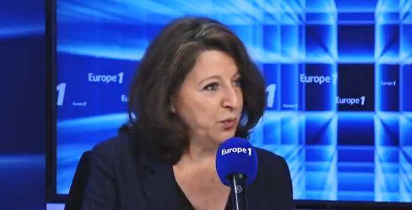 Agnès Buzyn, candidate LREM à la mairie de