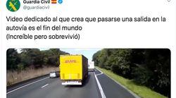 El vídeo de la Guardia Civil que ha puesto los pelos de punta a miles de