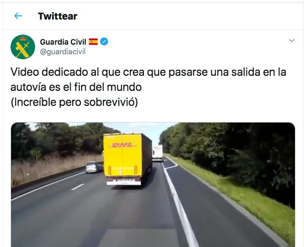 Vídeo de la Guardia