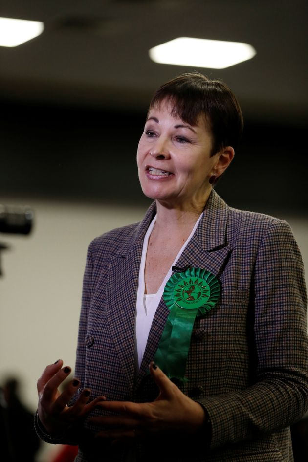 Green Party MP Caroline Lucas said outstanding cases will be a