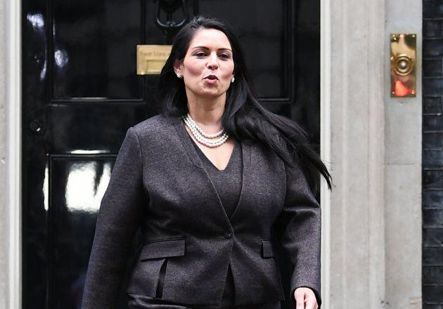 Boris Johnson Has 'Full Confidence' In Priti Patel Amid Bullying