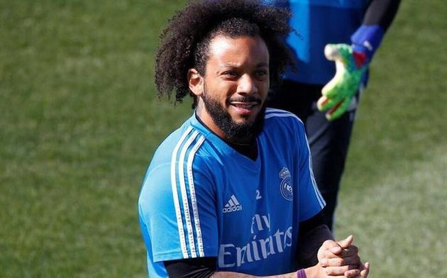 Marcelo, lateral del Real