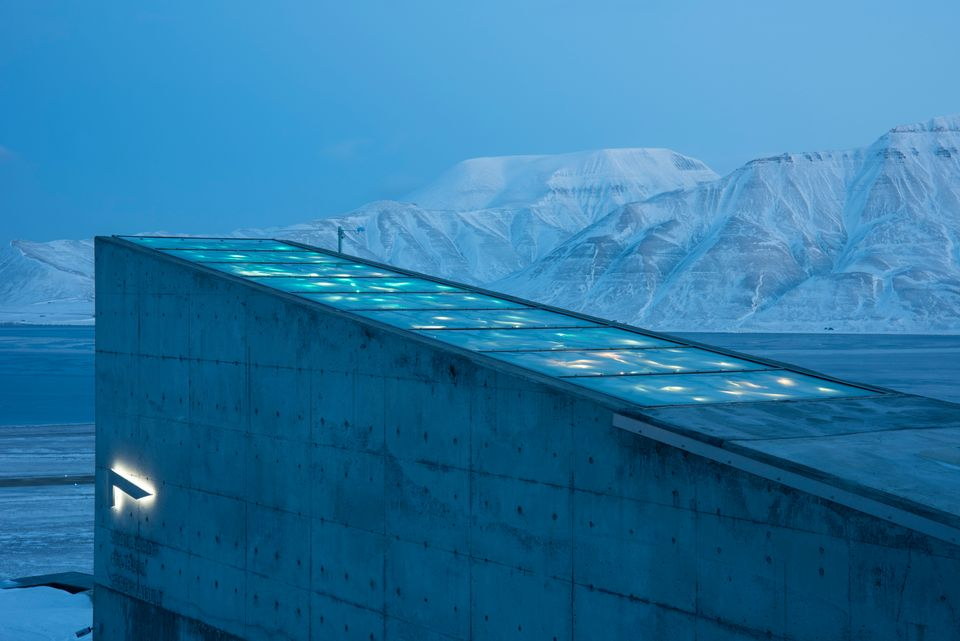 The Svalbard Global Seed Vault has just completed a major upgrade in an attempt to future-proof the vault...