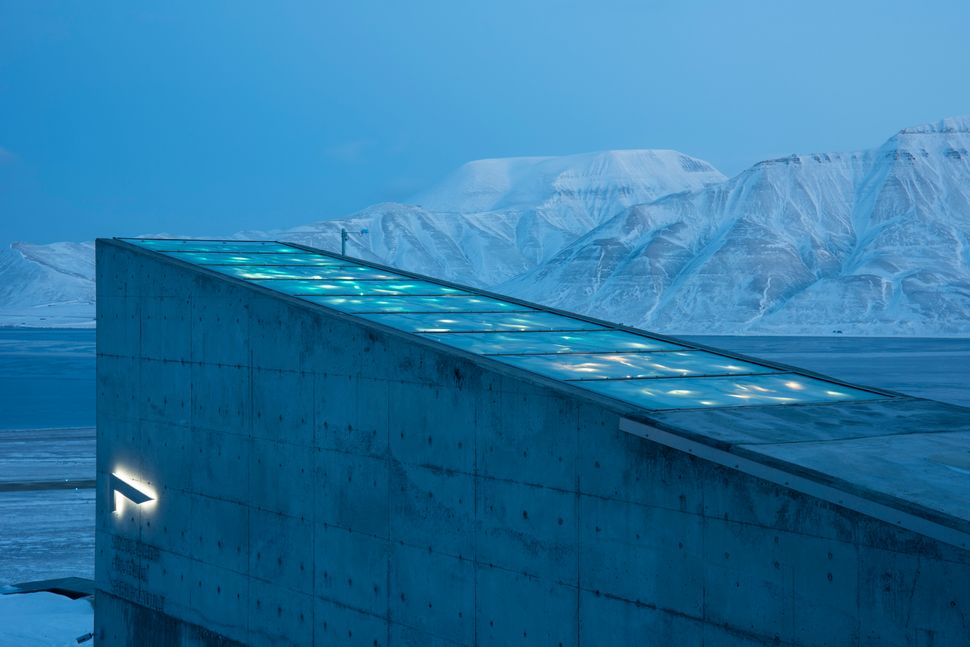 The Svalbard Global Seed Vault has just completed a major upgrade in an attempt to future-proof the vault against the effects