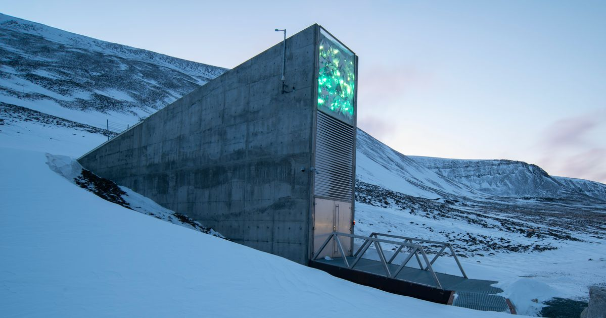 How This Arctic 'Doomsday Vault' Could Save Us From A Global Food Crisis